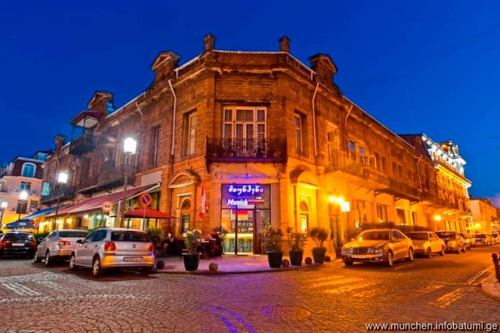 Batumi-Old Town-Seaside