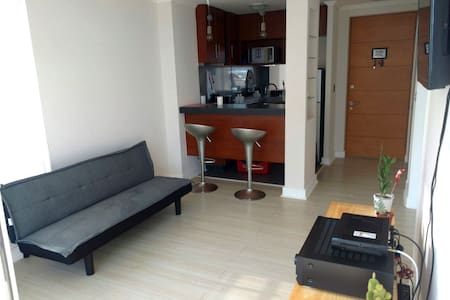 Amazing apartament for 3 with sea View - Con Con - Apartmen