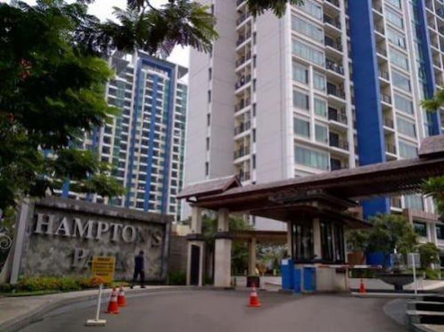 Comfy Apartment-Hampton's Park South Jakarta - Cilandak - Apartment