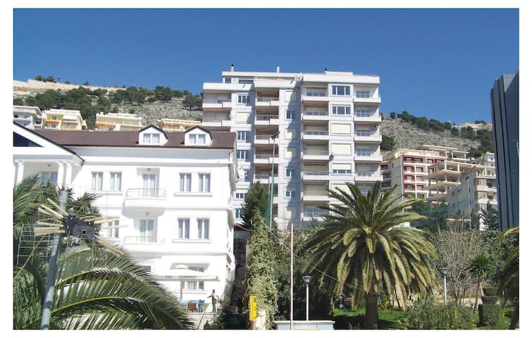 Holiday apartment with 1 bedroom on 55 m² ALS022