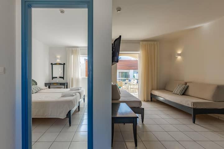 Superior one - bedroom Apt in Melitti ApartHotel