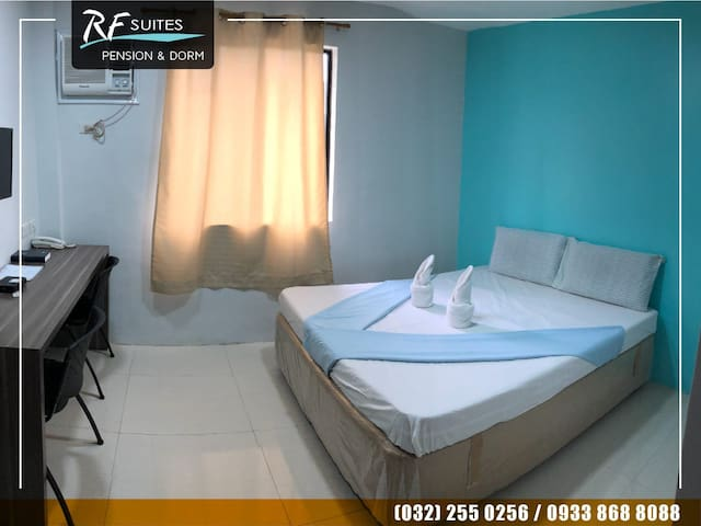 RF Suites - Air Conditioned Double Room