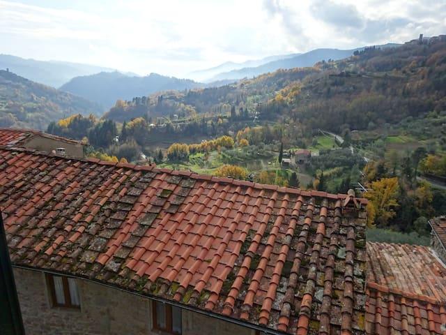 Casa dell'arco Castelvecchio-Pescia - Castelvecchio - House