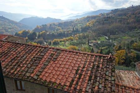 Casa dell'arco Castelvecchio-Pescia - Castelvecchio - Casa