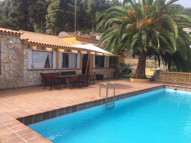 Finca incredible views/Finca con vistas - Icod de los Vinos - Chalet