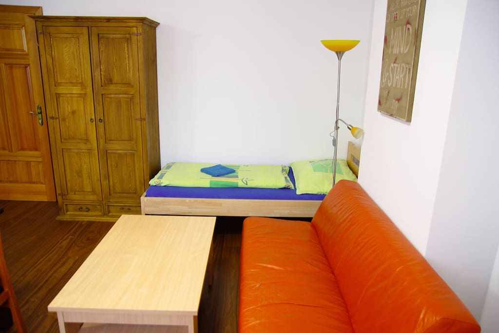 Family room - Vila Pod Branou
