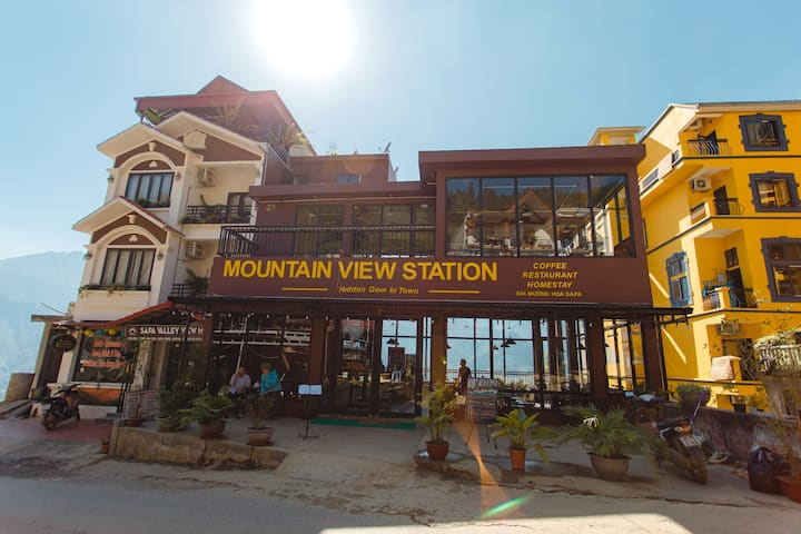 Mountain View Station (Family Suite) - 4 pax