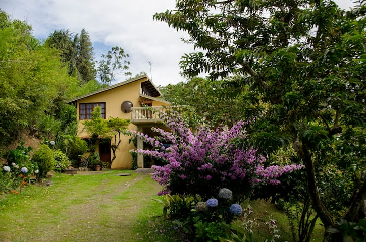 Casa Verbe Turrialba - Turrialba - House