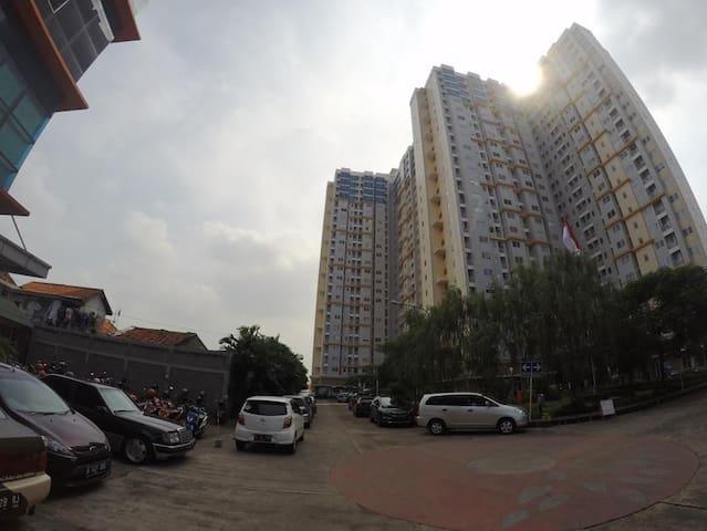 Studio Apartment in South Jakarta - Kebayoran Lama - Leilighet