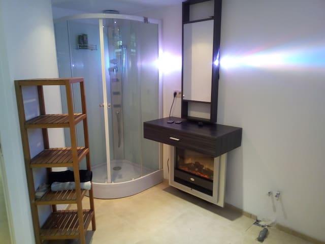 Agréable appartement proche de Bruxelles