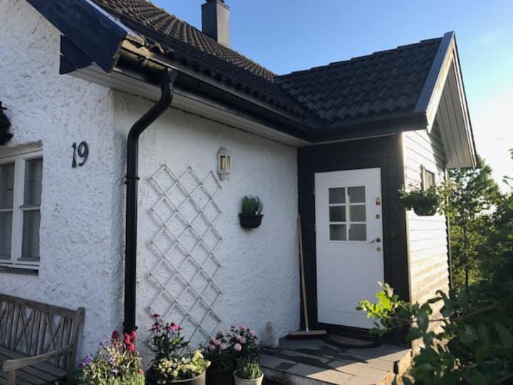 Greta's rosehouse in beautiful Drøbak-NEW bath-4br