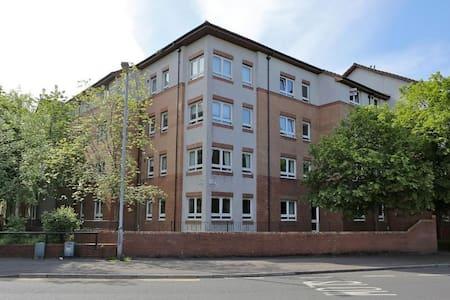 Super 2 bed flat on Glasgow Green & Merchant City! - Glasgow - Appartement