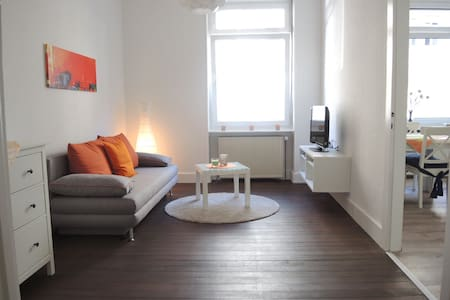 Beautiful town apartment in quiet central location - Apartment
