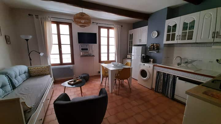 Appartement en plein coeur de l'isle sur la Sorgue