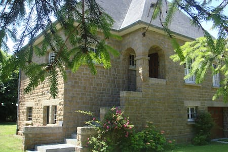 Genets Baie du Mt St Michel Maison - Genêts