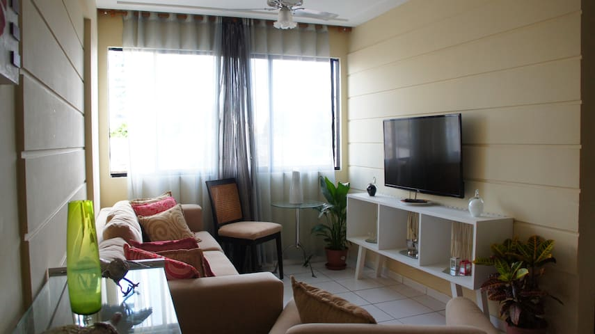 Entire Apartment in Boa Viagem - pool and parking