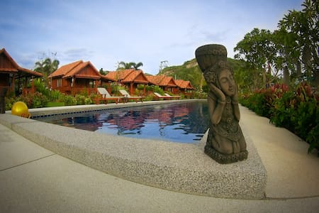 Thai House Hua Hin Bungalow Resort (Single) - Tambon Nong Kae
