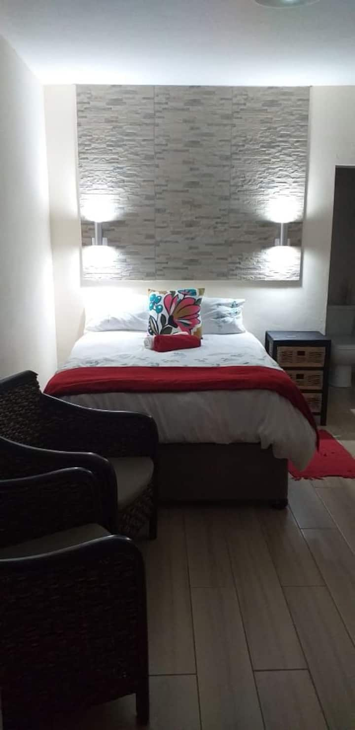 Immaculate affordable and safe accommodation
