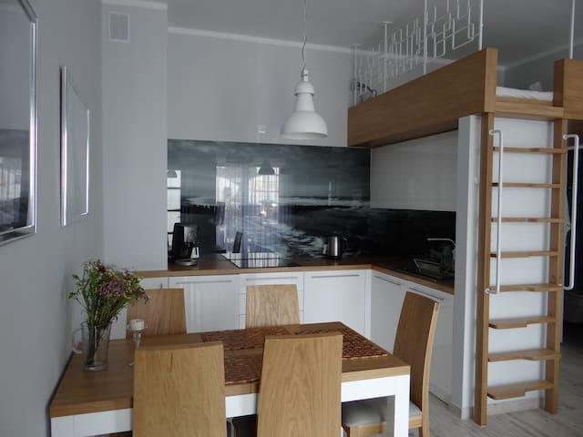 Apartament Portowy w Ustce - Ustka - Apartment