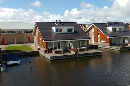 Holiday home near Amsterdam - Uitgeest - Haus