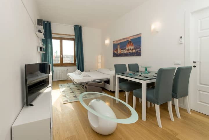 New two-room apartment near the Duomo of Florence