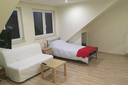 Very nice, fully equipped studio - Luxembourg