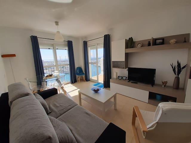 Apartamento vistas Almerimar