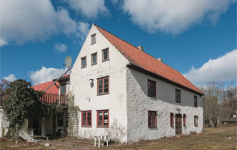 Holiday apartment with 3 bedrooms on 135m² in Havdhem