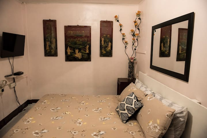Comfy Private Bedroom 6 mins to SM Olongapo, city
