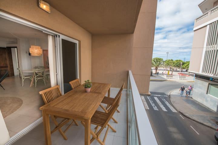 La Farmacia sweet home with balcony