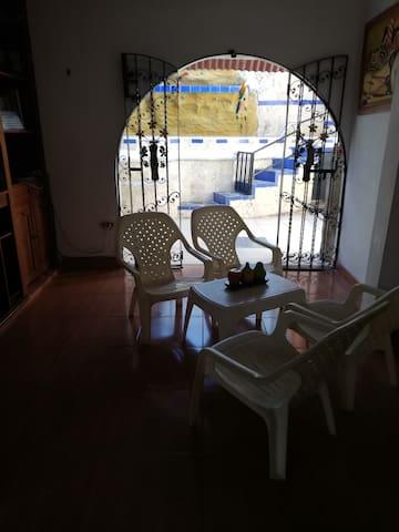 Casa descanso
