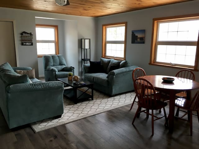 A relaxing Chautauqua  retreat with lake access.