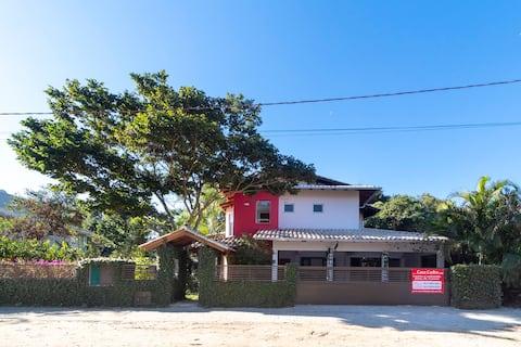 Casa Cedro - Piscina - C. Grande - Bombinhas - SC