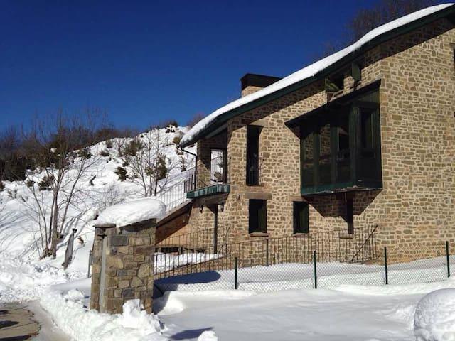 Precioso Apartamento en Casa Rural en Hoz de Jaca