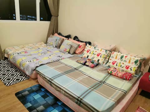Y & A Homestay @Mall2 Apartment