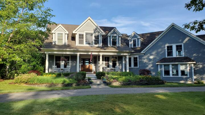 Stunning Country Home 90 Minutes from NYC