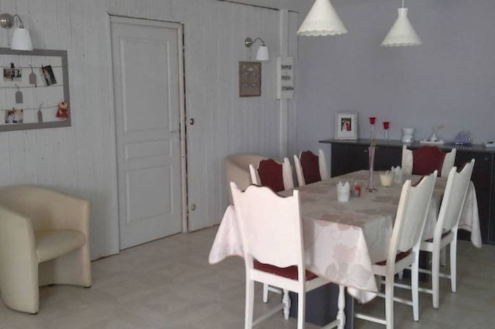 Maison de charme dans la petite suisse du nord - Liessies - Dom