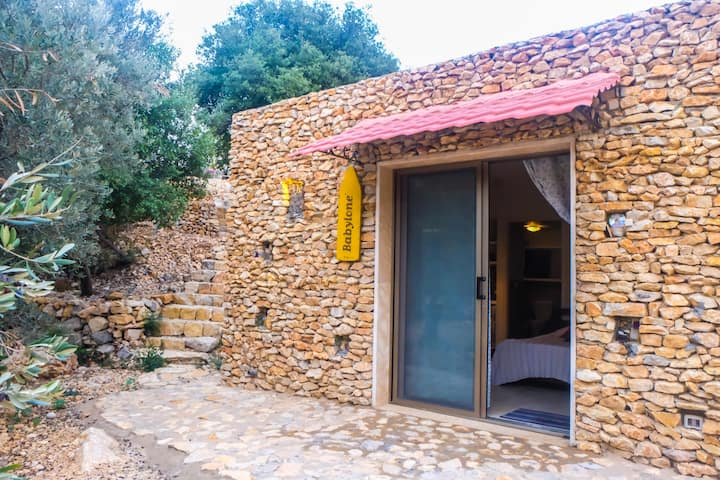 Nadaly Rooms, escape through nature & time - DAJLA