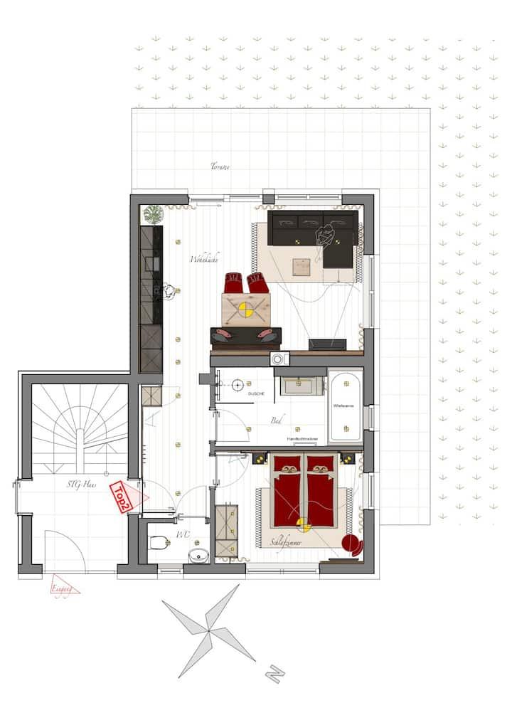 LENZup Apartments - Apart Happy Valentine