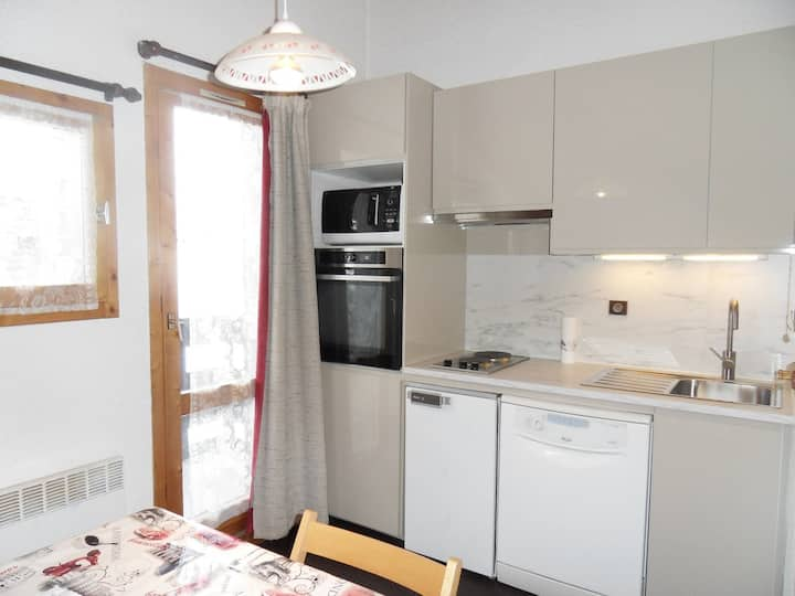 Studio for 2 people of 16m²