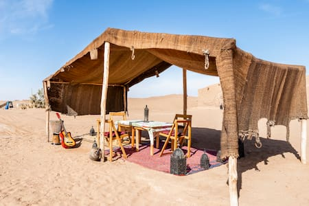 Berber camp & Desert tours