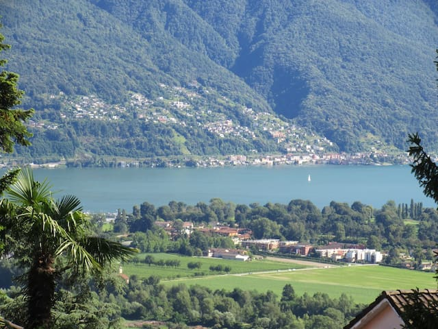 Studio with a view - Locarno - Apartmen