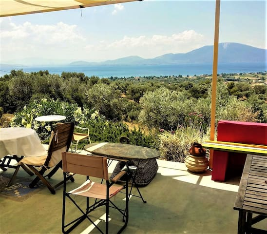 Villa Vyron with amazing view! - Politika - Villa