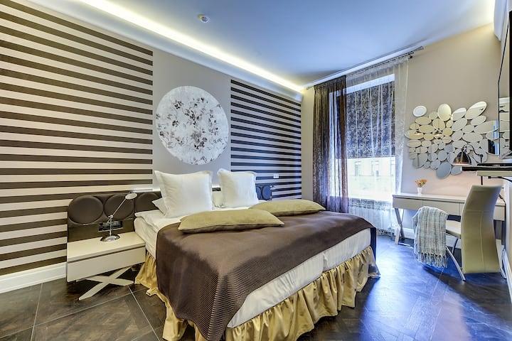 Nevsky 22 - ESPRESSO Superior Apartment (4 guests)