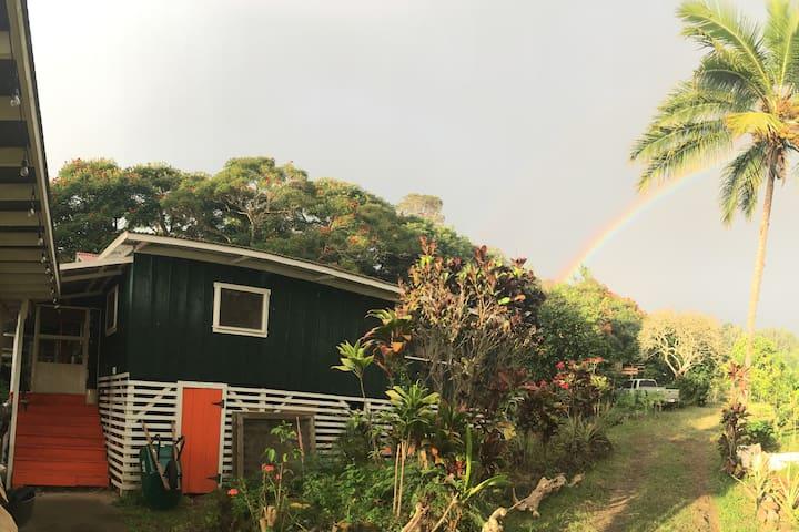 Kaawaloa Trail Farm Coffee Shack