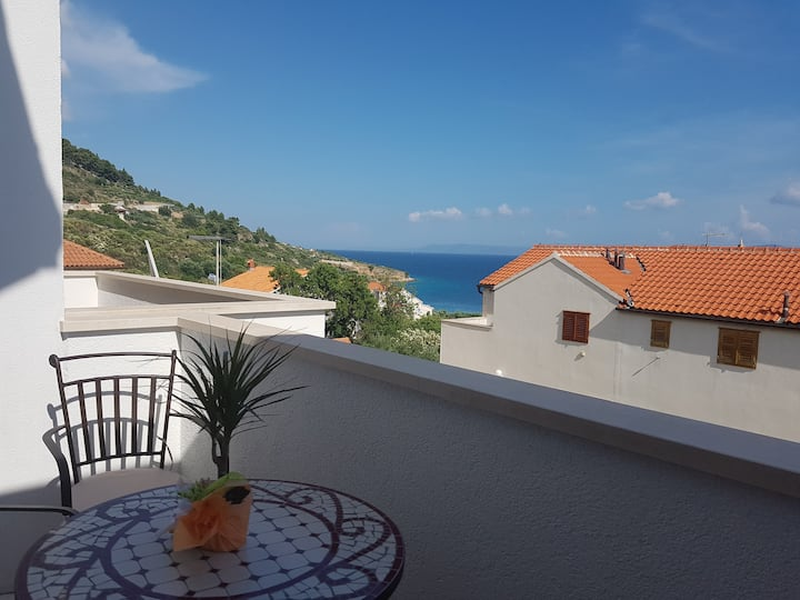 Bol Apartment Ante near Martinica beach