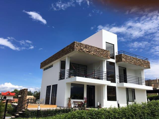 "Hermoso Apartaestudio Campestre""La Mesa C/Marca"" - La Mesa - Condominium"