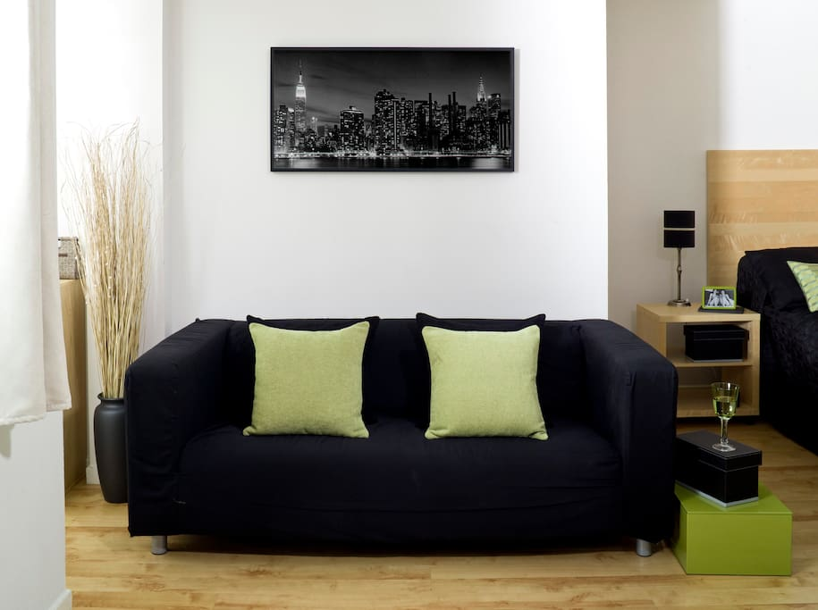 We have a number of apartments in Boxford Ridge, and the photos here are an example of the standard, and furnishings