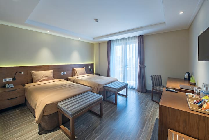 Suite Room - Sofia Tam Dao Hotel $ Spa