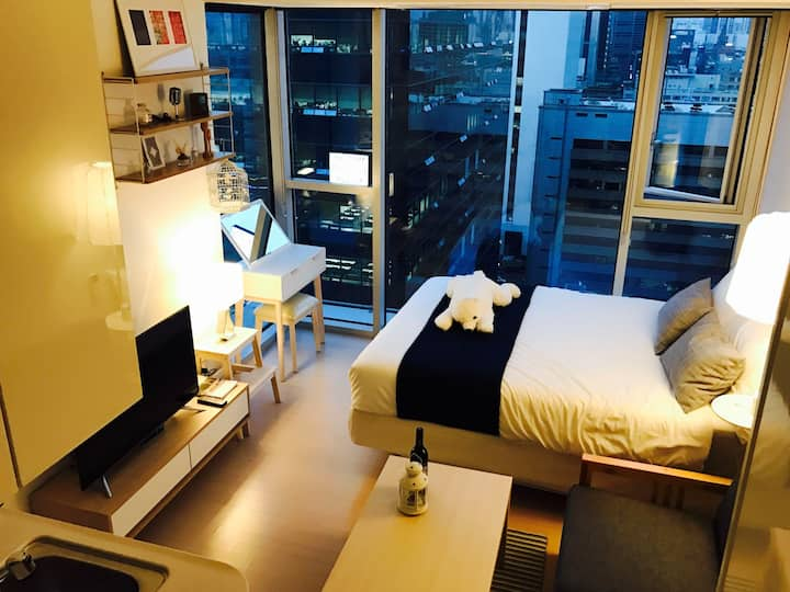 New! FANTASTIC VIEW GANGNAM STN 10SEC.